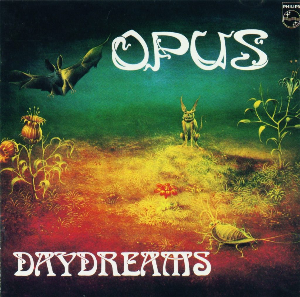 opus 1980 cover daydreams