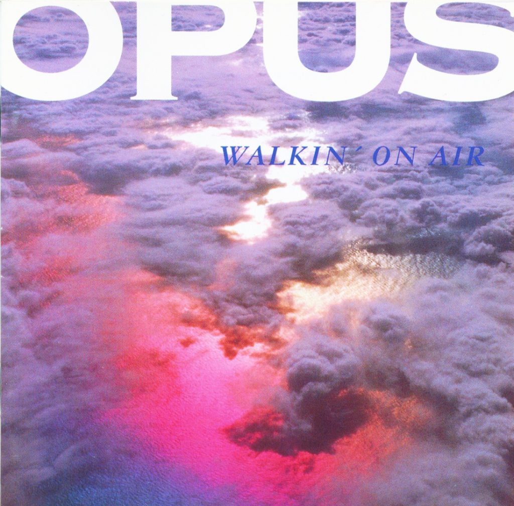 opus 1992 cover walking on air copy