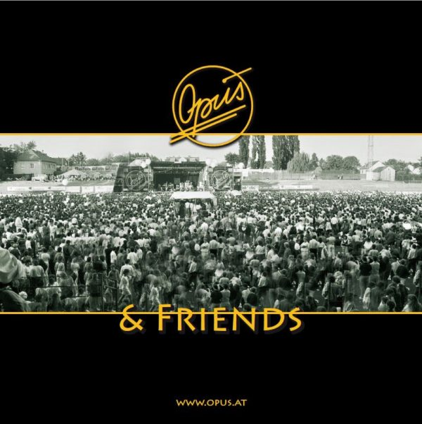 opus 2013 opus & friends cover
