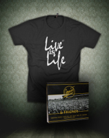 opus produkt paket cd dvd opus and friends graz liebenau 1985 live is life shirt