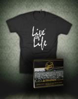 opus product package cd dvd opus and friends graz liebenau 1985 live is life shirt