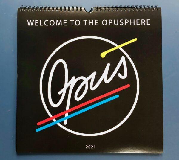 calendario opus shop